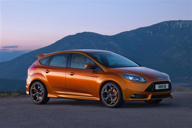 Nowy Ford Focus ST na wideo