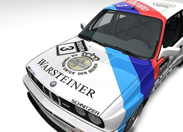 BMW wraca do DTM