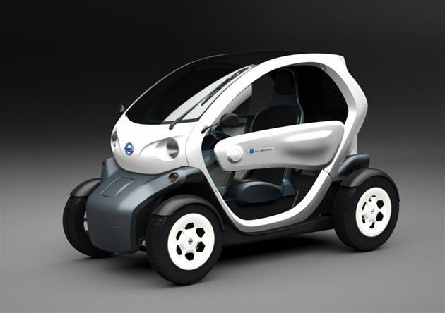 Nissan, New Mobility Concept, NMC