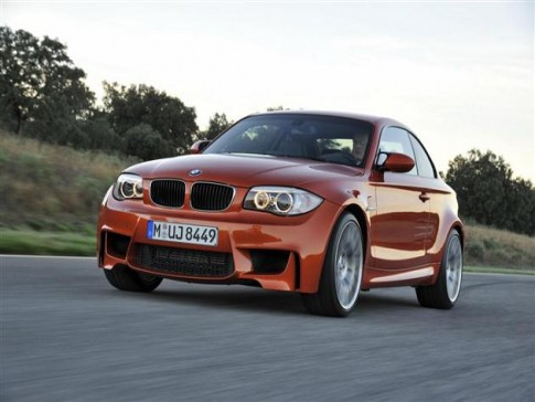 BMW, 1 M Coupe