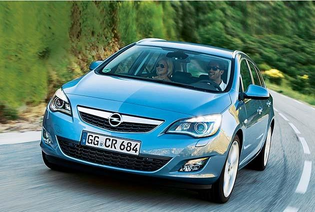 Opel, Astra, Sports Tourer