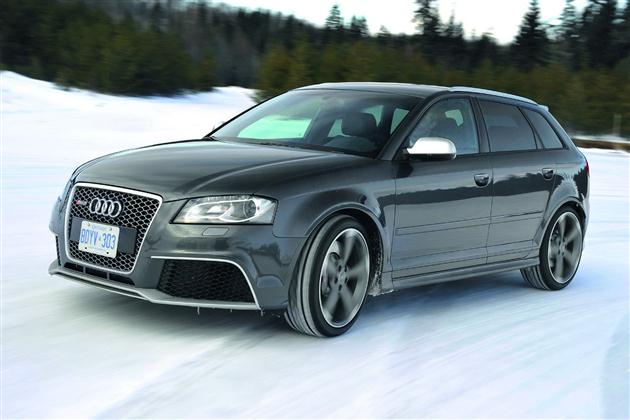 Audi RS3 – quattrodrift