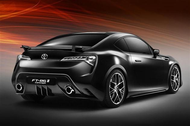 Toyota FT-86 II – Batmobil samuraja? (wideo)