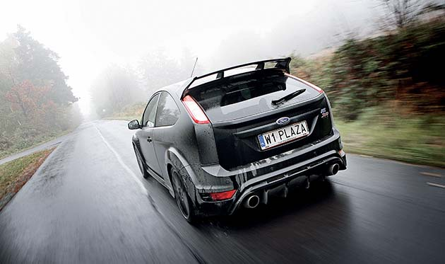Ford Focus RS500 – very limited edition