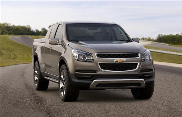 Chevrolet Colorado – nowy pick-up w gamie