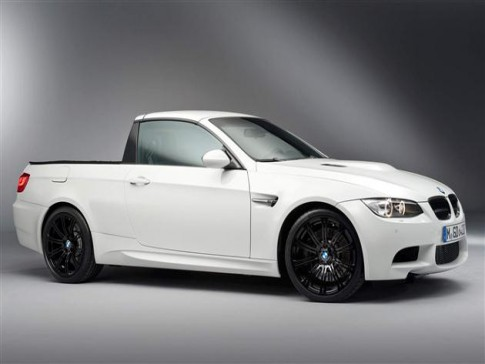 BMW M3 pick-up