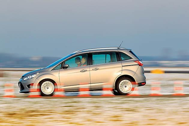 Ford, Grand C-Max