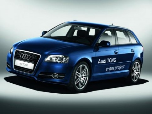 Audi A3 CNG
