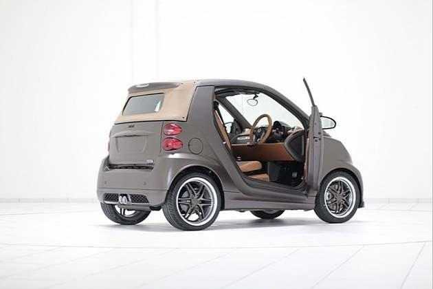 Smart ForTwo by Boxfresh