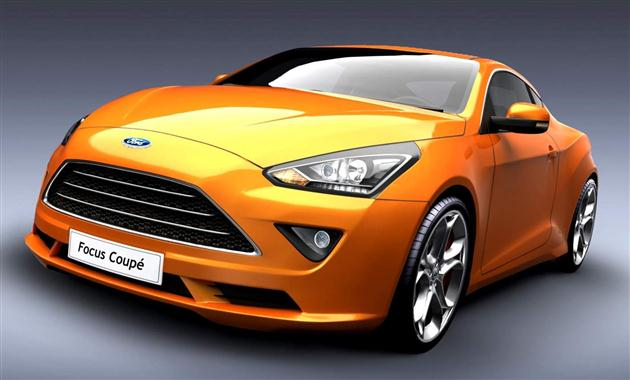 Ford Focus Coupe?