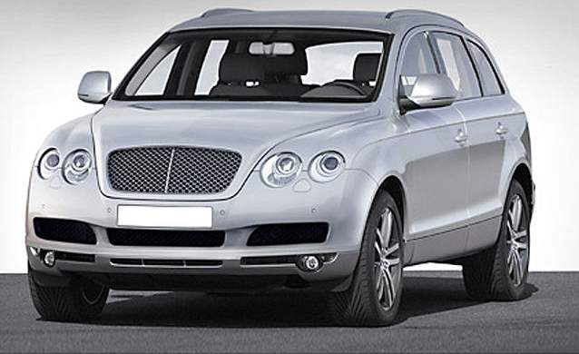 Bentley zbuduje SUV-a