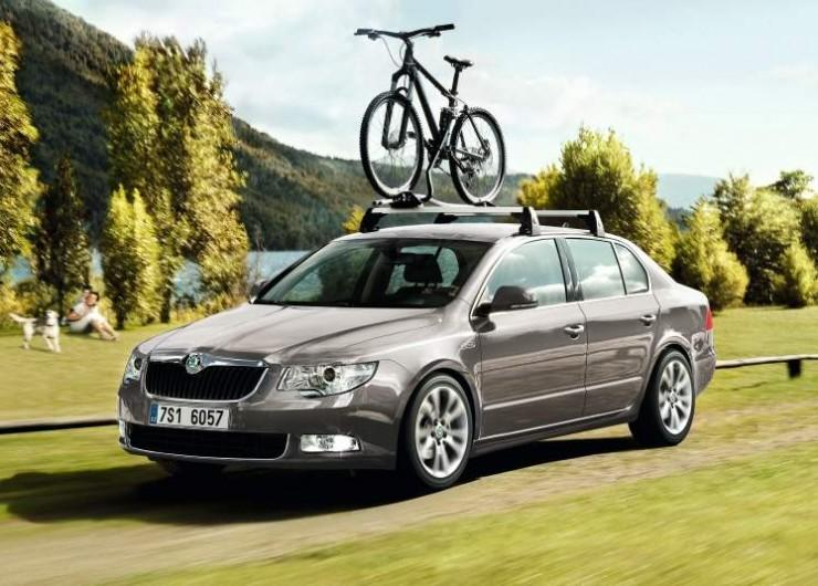 Skoda Superb Family