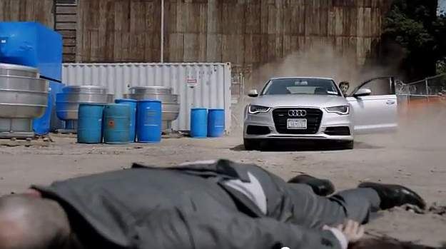 Audi - nowy serial (wideo)