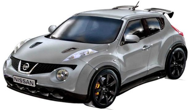 Nissan Monster-Juke