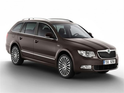 Skoda, Superb, Laurin & Klement