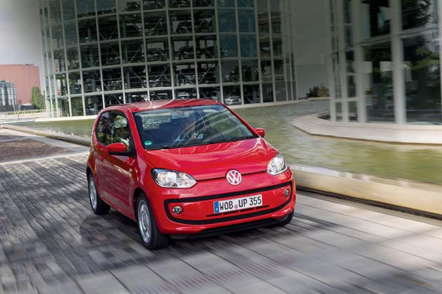 Volkswagen Up! – mini Volkswagen