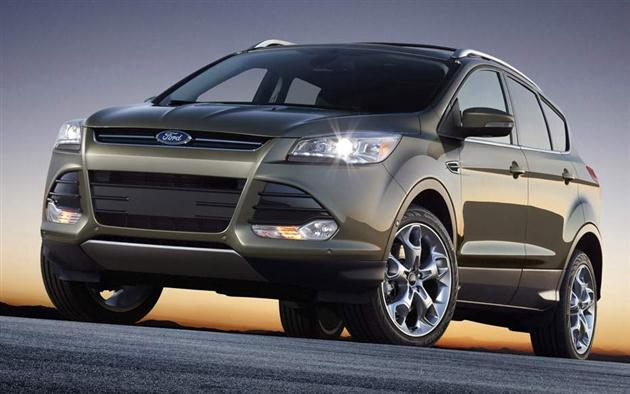 Oto nowy Ford Kuga