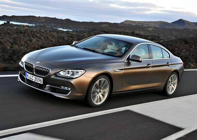 6 Gran Coupe – coupe-limuzyna BMW (wideo)