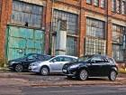 Mercedes B, Ford C-Max i Opel Astra