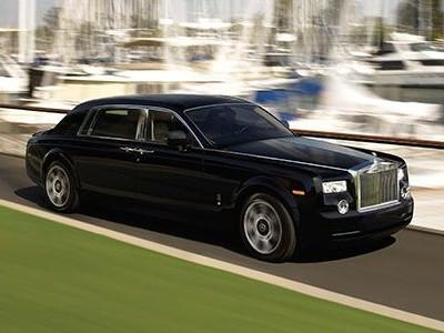 Rolls-Royce Phantom 2009