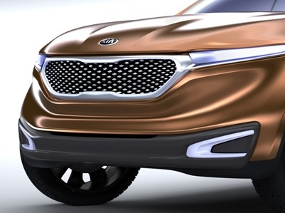 Kia Cross GT Concept – wielkie WOW