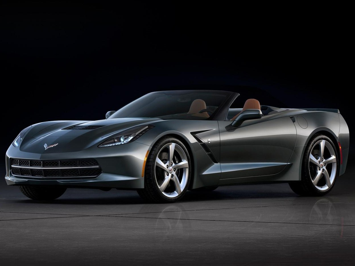 Chevrolet Corvette Stingray Convertible: daj się użądlić
