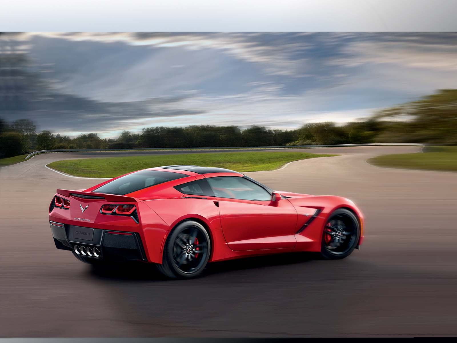 Chevrolet Corvette Stingray: bestia atakuje