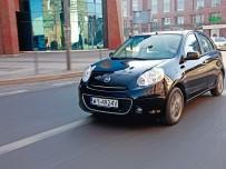 Nissan Micra: Elle to ona