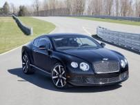 Bentley Continental GT i Mulsanne Le Mans Edition