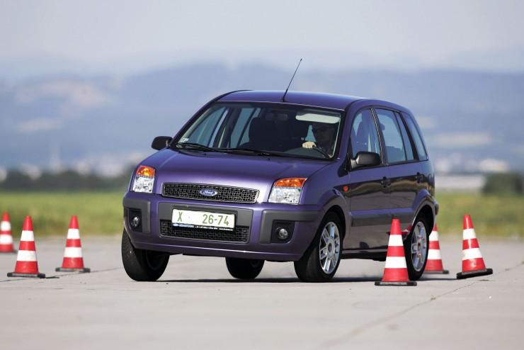 Test porównawczy Skoday Roomster, Nissana Note, Renault Modus, Ford Fusion