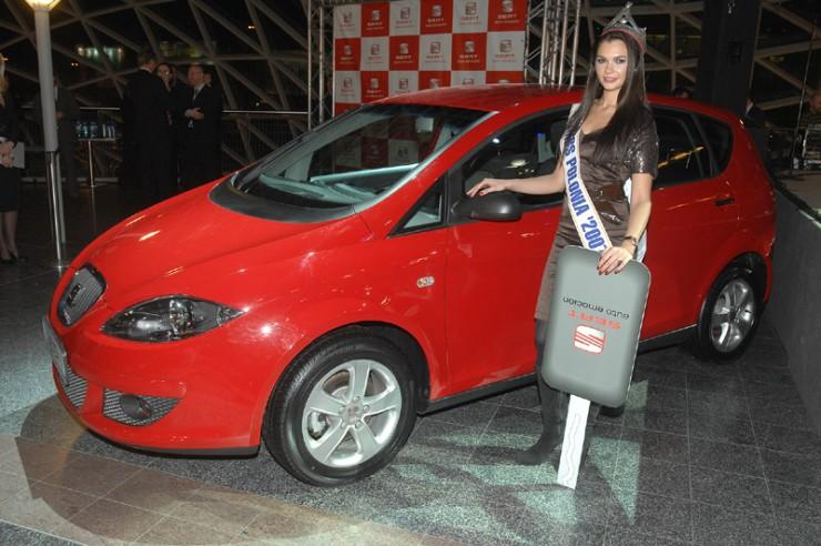 Miss Polonia i Seat Altea