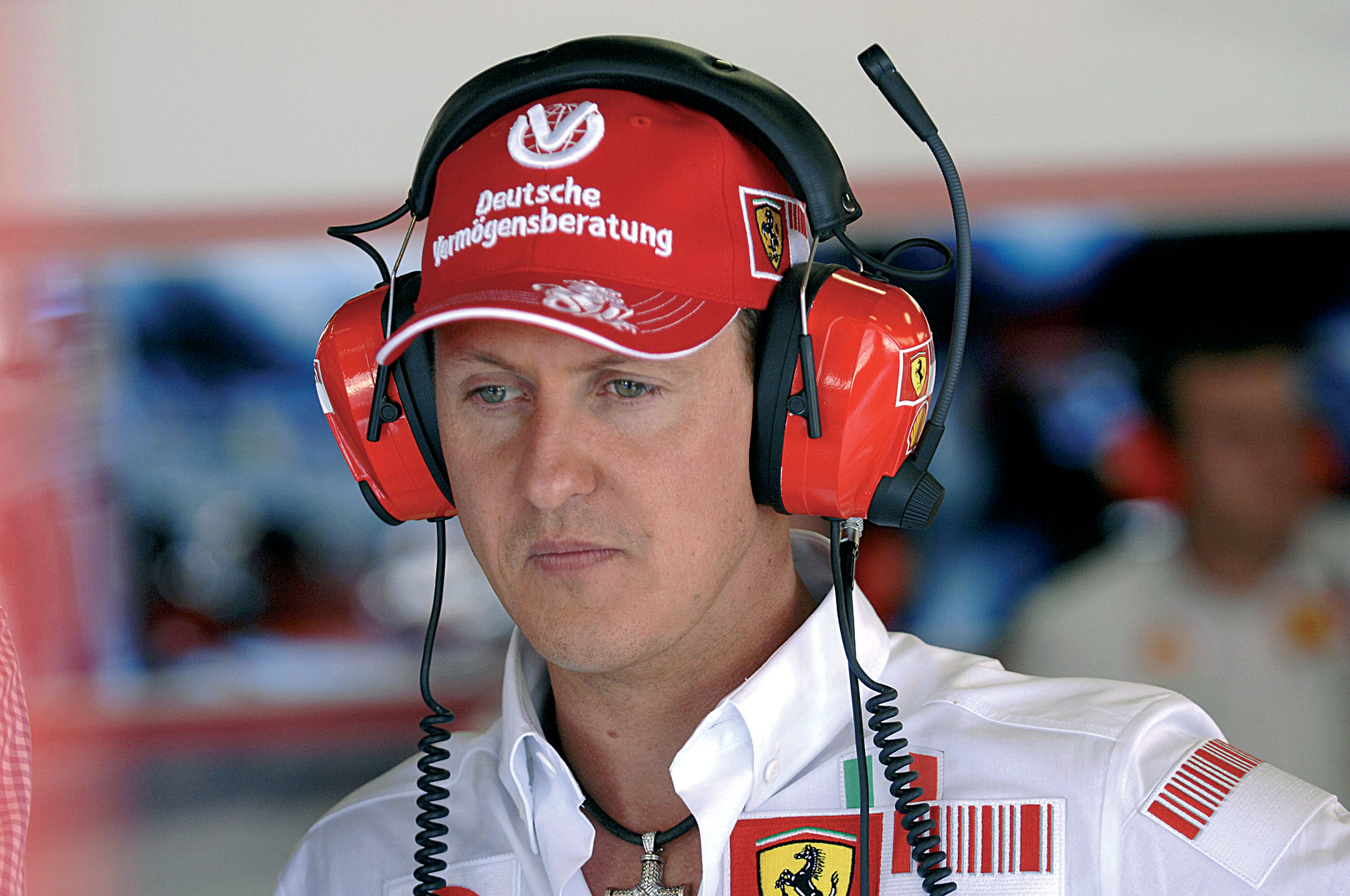 Michael Schumacher wraca do F1!