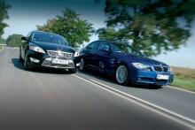 Ford Mondeo i BMW 320d