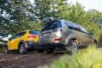 Free and out - Mitsubishi Outlander i Seat Altea - galeria - zdjecie 1