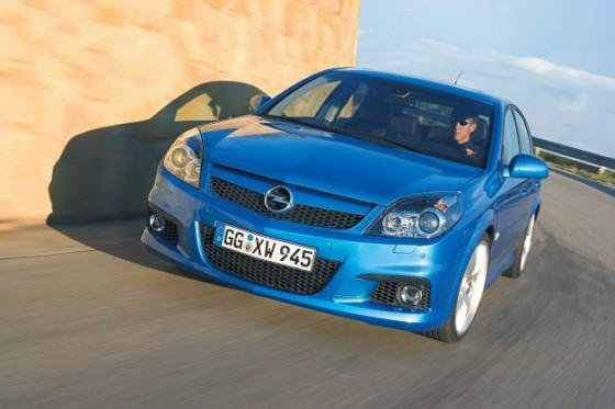 Blue power – Opel OPC