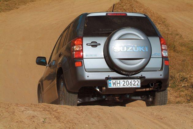 Test Suzuki Grand Vitara