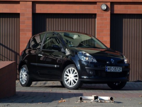 Test Renault Clio III